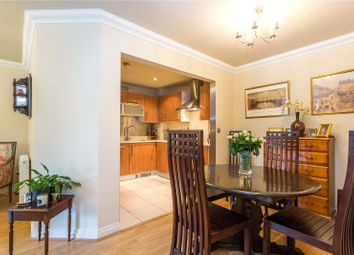 Thumbnail 3 bed flat for sale in Mayfield Court, London Road, Bushey