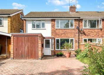 Thumbnail 3 bed semi-detached house for sale in Hurst Road, Southam, Warwickshire, England