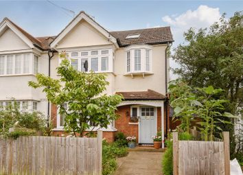 Thumbnail Semi-detached house for sale in Norbiton Avenue, Kingston Upon Thames