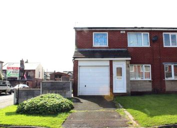 Thumbnail 3 bedroom semi-detached house for sale in Radley Close, Bolton
