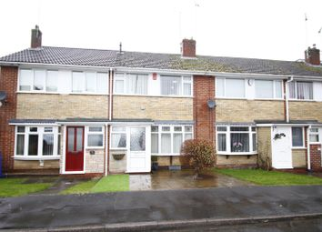 Thumbnail 3 bed terraced house for sale in Hornbrook Close, Horninglow, Burton-On-Trent