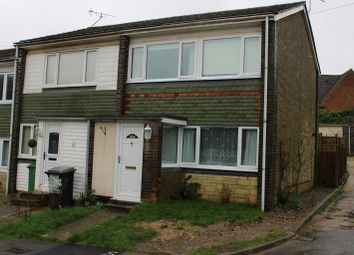 Thumbnail 2 bed end terrace house for sale in Falkland Garth, Newbury
