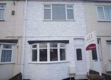 Thumbnail 2 bed terraced house to rent in East End, Thorne Road, Stainforth, Doncaster