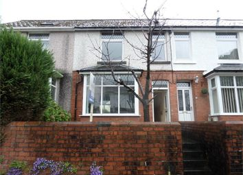 Thumbnail 3 bed terraced house for sale in Grove Estate, Pontnewynydd, Pontypool