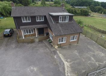 Thumbnail 5 bedroom detached house for sale in Briff Lane, Bucklebury, Reading