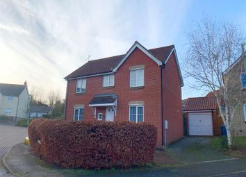 Thumbnail 4 bed detached house for sale in Sampson Drive, Long Melford, Sudbury