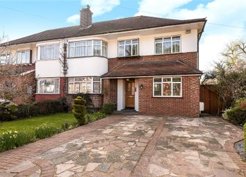 Thumbnail 5 bedroom semi-detached house for sale in Rayners Lane, Pinner, Middlesex