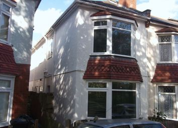 Thumbnail 4 bed detached house to rent in South Road, Boscombe, Bournemouth