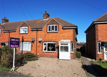 Thumbnail 3 bed town house for sale in School Street, Swadlincote