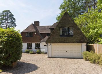 Thumbnail 3 bed detached house to rent in Golf Club Road, St George's Hill