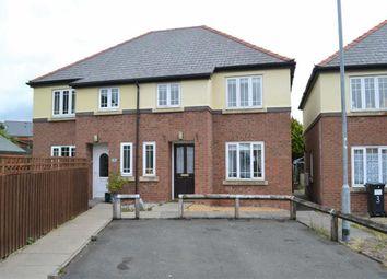 Thumbnail 3 bed semi-detached house for sale in 2, Gerddi Glandwr, Vaynor, Newtown, Powys