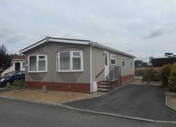 Thumbnail Mobile/park home for sale in Haven Park, Cheltenham, Glos