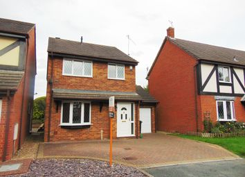 Thumbnail 3 bed detached house to rent in Falkland Road, Evesham