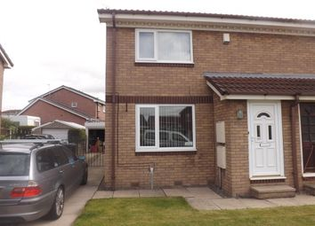 Thumbnail 3 bedroom semi-detached house to rent in Hunters Drive, Throapham, Nr Dinnington, Sheffield