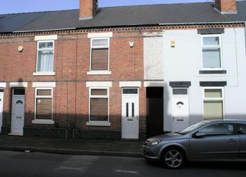 Thumbnail 2 bedroom terraced house for sale in Chambers Street, Alvaston, Derby