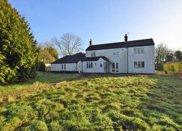 Thumbnail 4 bed detached house for sale in Rotten Row, Theddlethorpe, Mablethorpe