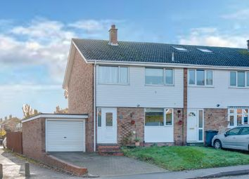 Thumbnail 3 bed end terrace house for sale in Castle Road, Studley