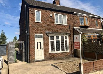 Thumbnail 3 bed semi-detached house to rent in Warwick Road, Scunthorpe