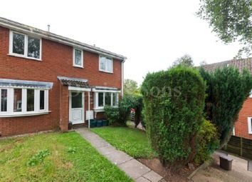 Thumbnail 3 bed end terrace house for sale in Cwm-Dylan Close, Bassaleg, Newport, Gwent.