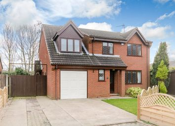 Thumbnail 5 bed detached house for sale in Southcroft Drive, Hull, East Yorkshire