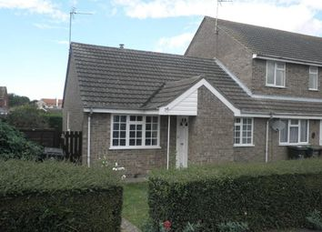 Thumbnail 2 bed bungalow to rent in Edmunds Road, Cranwell Village, Sleaford
