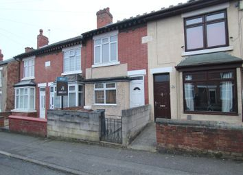 Thumbnail 3 bed terraced house to rent in Milton Street, Ilkeston