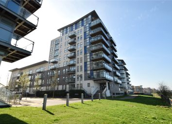 Thumbnail 3 bedroom flat for sale in Clarinda House, Clovelly Place, Greenhithe, Kent