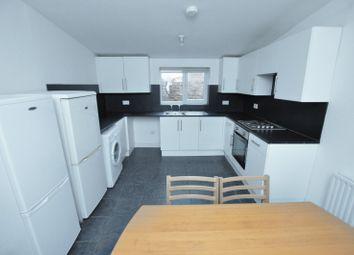 Thumbnail 3 bed flat to rent in Addycombe Terrace, Heaton, Newcastle Upon Tyne