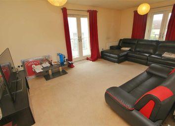 Thumbnail 2 bedroom flat for sale in Freshfield Avenue, Broughton, Milton Keynes