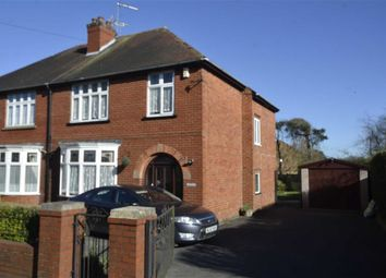 Thumbnail 3 bedroom semi-detached house for sale in St. Andrews Court, Pentrich Road, Swanwick, Alfreton