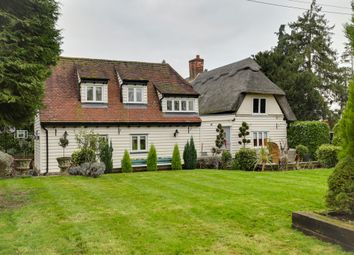 Thumbnail 4 bed cottage for sale in Pelham Road, Clavering, Saffron Walden