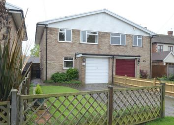 Thumbnail 3 bed semi-detached house to rent in Orchard Rise, Shirley, Croydon, Surrey