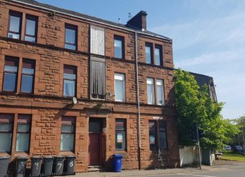 Thumbnail 1 bed flat to rent in Thornhill, Johnstone