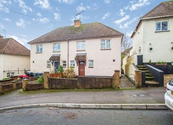 Thumbnail 2 bed semi-detached house for sale in Kelsey Road, Salisbury
