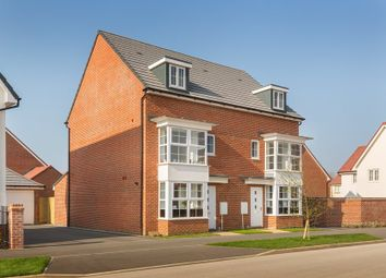 Thumbnail 4 bed town house to rent in Henry Lock Way, Kingley Gate, Littlehampton