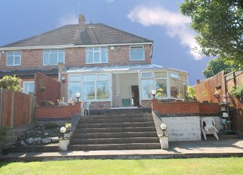 Thumbnail 3 bedroom semi-detached house for sale in Blankley Drive, Stoneygate, Leicester