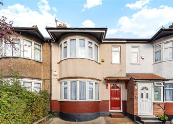 Thumbnail 3 bed terraced house for sale in Dulverton Road, Ruislip, Middlesex