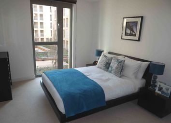 Thumbnail 1 bed flat to rent in Meadow Court, 14 Booth Road, London
