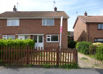 Thumbnail 2 bed semi-detached house for sale in Nelson Avenue, Downham Market