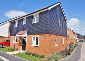 Thumbnail 3 bed detached house for sale in Navigation Drive, Yapton