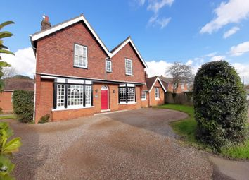 Thumbnail 5 bed detached house for sale in The Street, Holbrook, Ipswich, Suffolk
