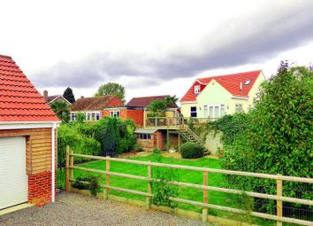 Thumbnail 4 bed cottage for sale in Station Road, Tydd Gote, Cambridgeshire