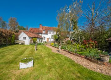 Thumbnail 2 bed terraced house for sale in Great Henny, Sudbury, Suffolk