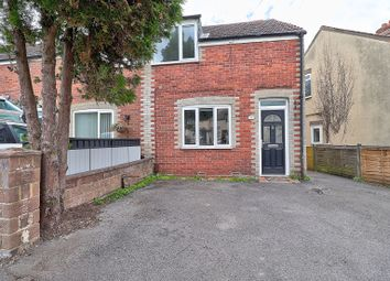 Thumbnail 2 bed end terrace house for sale in Derlyn Road, Fareham
