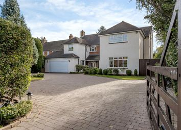 Thumbnail 6 bed detached house for sale in Wyvern Road, Sutton Coldfield