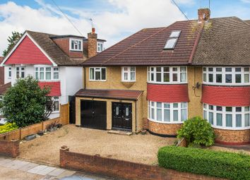 Thumbnail 5 bed semi-detached house for sale in Percy Road, Hampton
