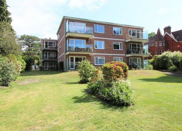 Thumbnail 2 bedroom flat for sale in West Cliff Road, Bournemouth