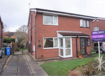 Thumbnail 2 bed semi-detached house for sale in Clover Field, Clayton-Le-Woods
