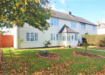 Thumbnail 5 bed semi-detached house for sale in Knockhall Chase, Greenhithe