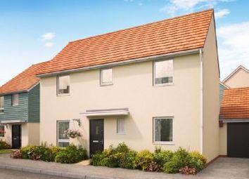 Thumbnail 3 bed detached house for sale in Landsdowne Park, Totnes, Devon